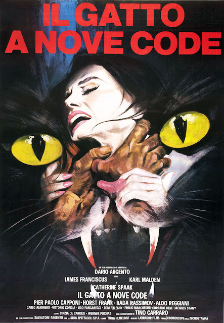 The Cat o' Nine Tails • Il gatto a nove code (1971)