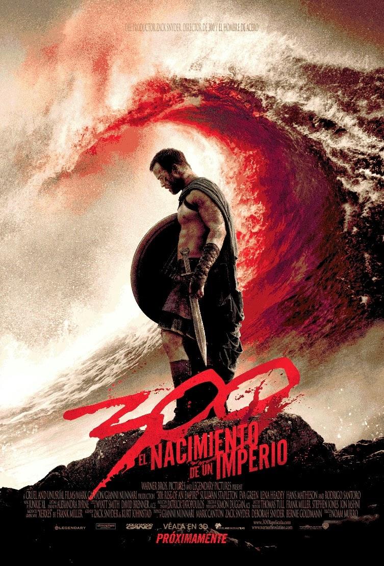 Poster de 300 El Nacimiento de Un Imperio