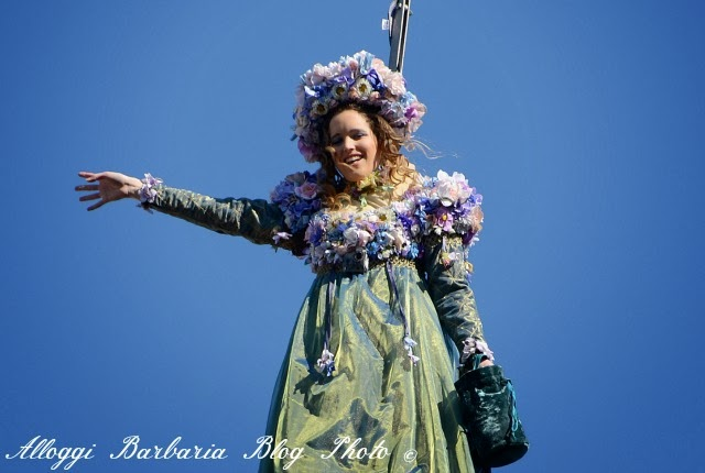Volo Angelo Carnevale 2014
