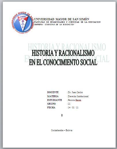 TRABAJOS UNIVERSITARIOS UMSS: junio 2012