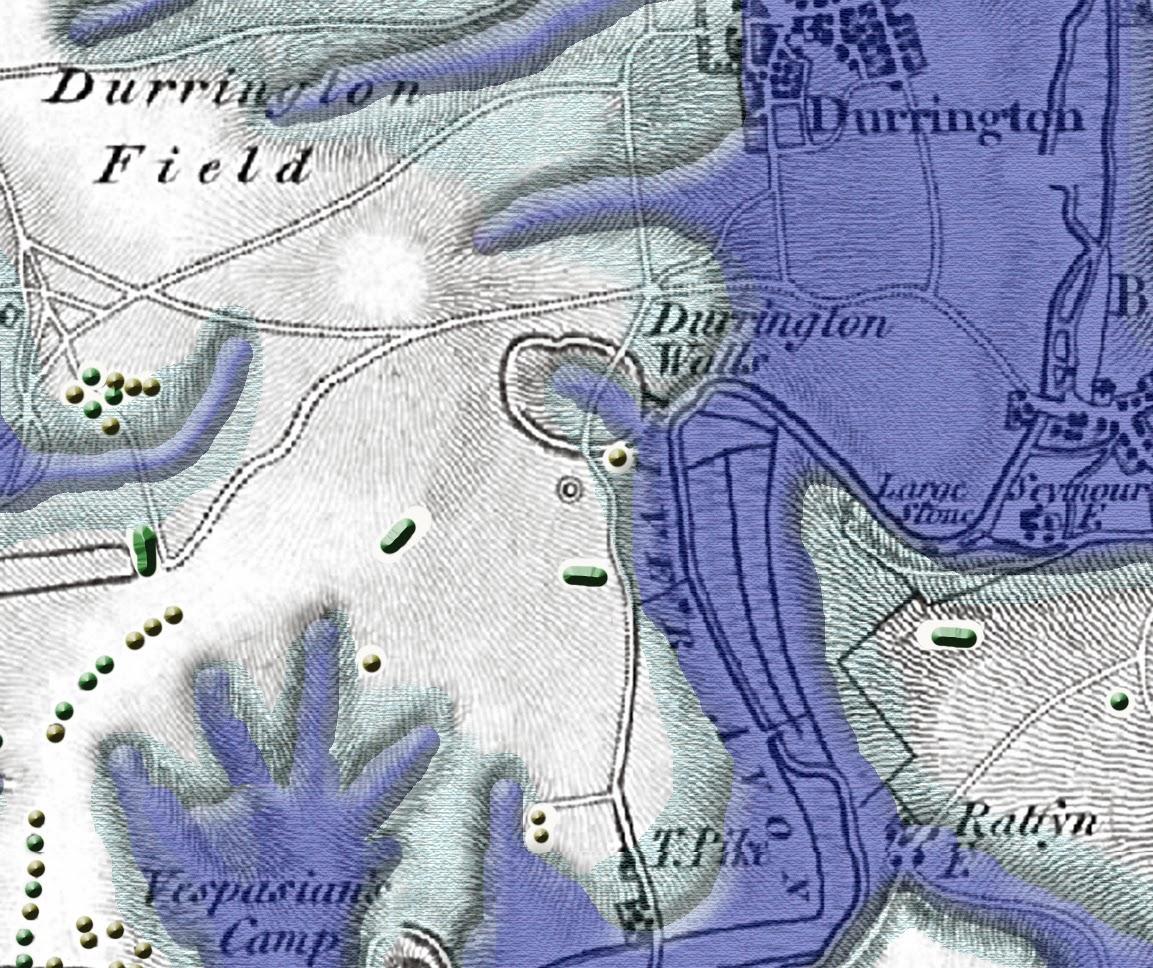 Prehistoric Durrington Walls (Woodhenge)