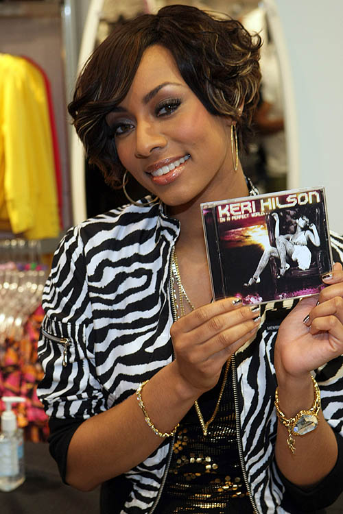 keri hilson hairstyles 40 slodive supersexy collections