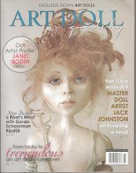 Art Doll Quarterly May/Jun/Jul 2012
