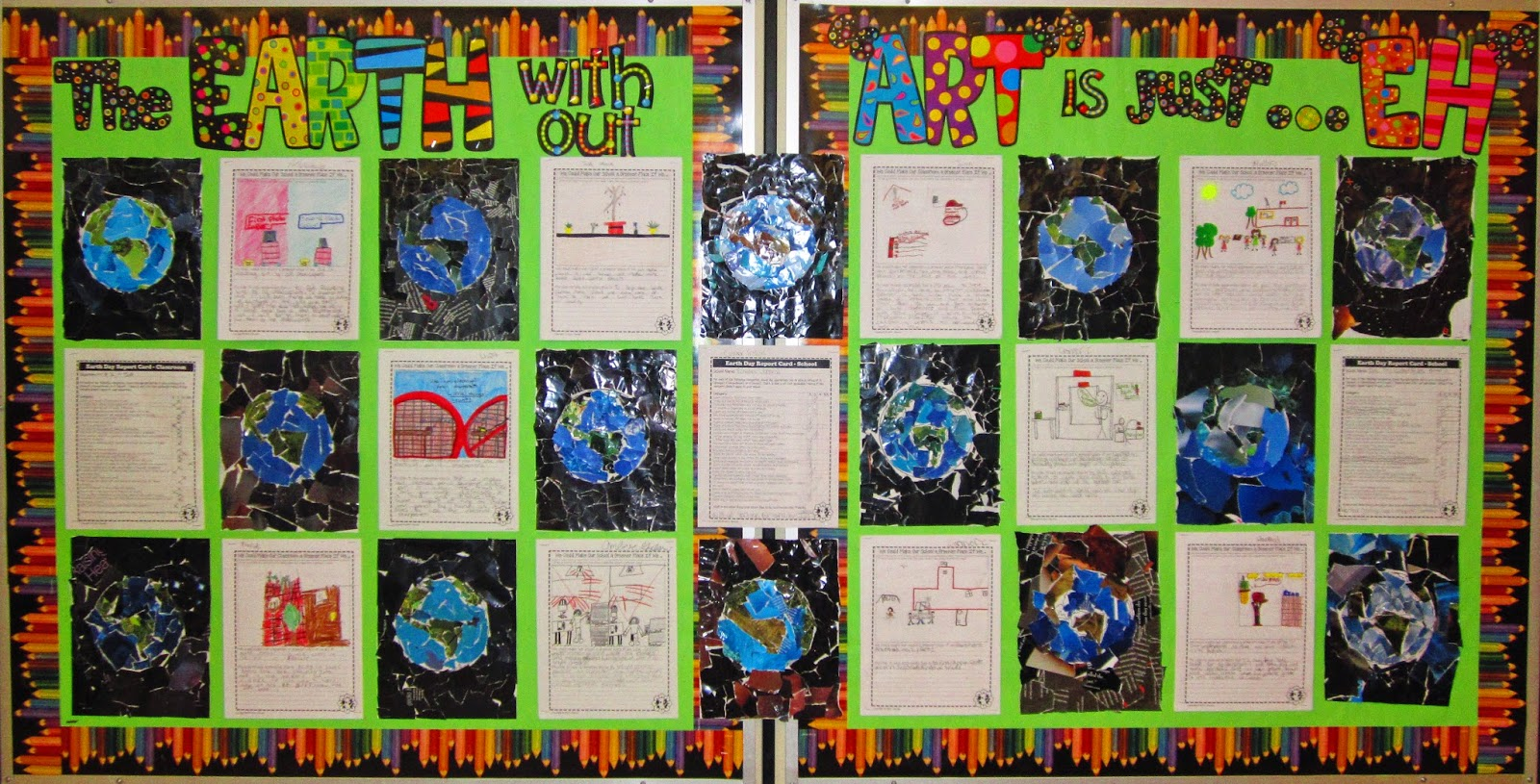 Rundes Room Earth Day Ideas for the Classroom