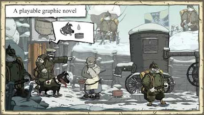 Screenshot: Valiant Hearts : The Great War Apk