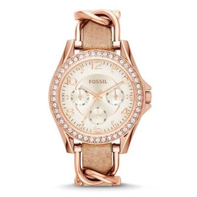 Relojes para regalar en Navidad, Fossil