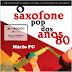 Saxofonista Mário PC Filho fala ao Programa das Seis