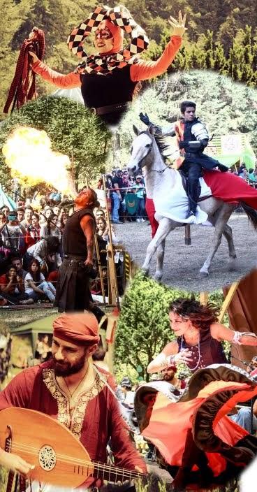 Espectáculo Medieval México