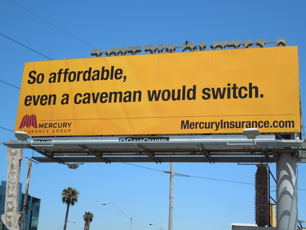 Daily Billboard: BONUS DAY: Mercury Insurance billboards ...