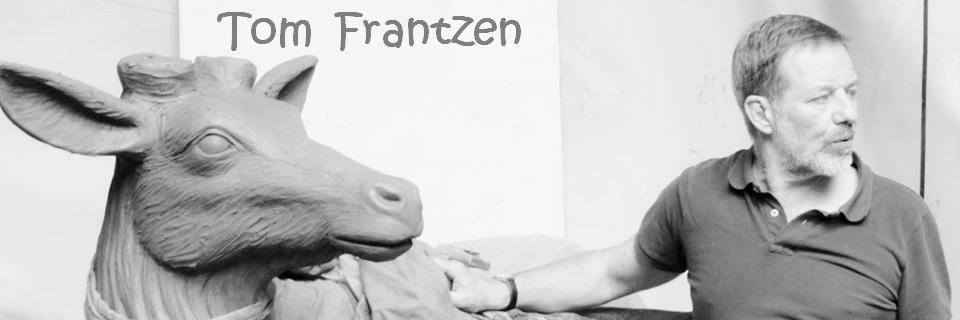 Tom Frantzen - Sculpteur bruxellois né en 1954 à Watermael-Boitsfort - Bruxelles-Bruxellons