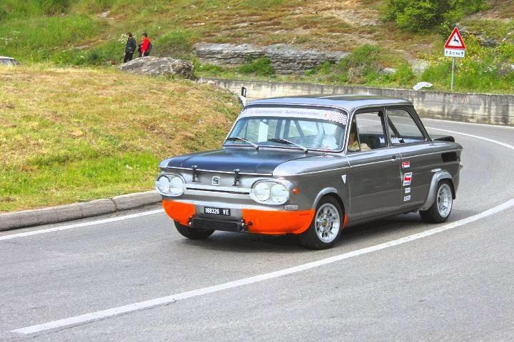 Camucia Cortona Hill Climb Rally