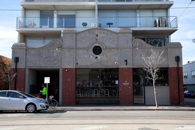 Melbourne Cafes Photo Blog Garage Espresso