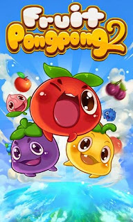 Screenshots of the Fruit pong pong 2 for Android tablet, phone.