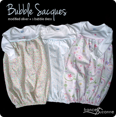 bubble sacque