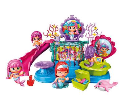 JUGUETES - PINYPON - Reino de Sirenas  Producto Oficial 2015   Famosa 700011510   A partir de 4 años  Comprar en Amazon España