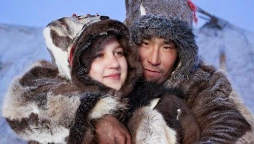Pelik Foto Orang Siberia Yang Belum Pernah Dirakam Sebelum Ini
