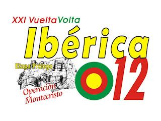 Lógo XXI Volta Ibèrica - 2012.