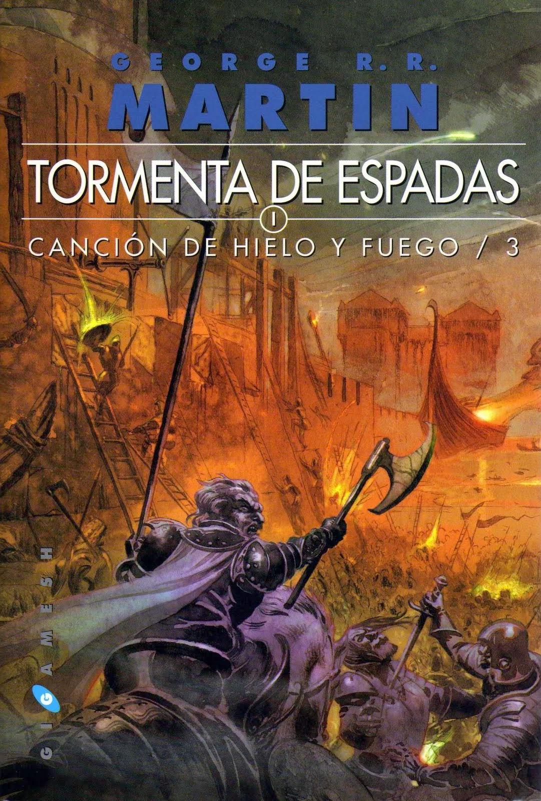 Juego de tronos (3): Tormenta de espadas I