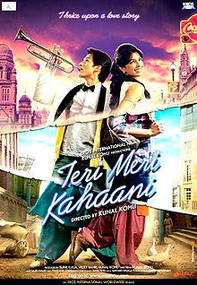 Teri Meri Kahaani (2012 - movie_langauge) - Raj Singh Arora, Priyanka Chopra, Prachi Desai, Greg Heffernan, Shahid Kapoor, Omar Khan, Neha Sharma, Tarun Sharma