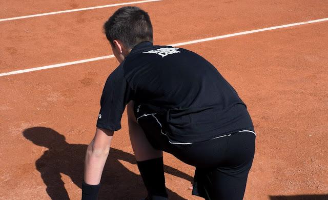 adidas y Yamamoto llevan el negro a Roland Garros
