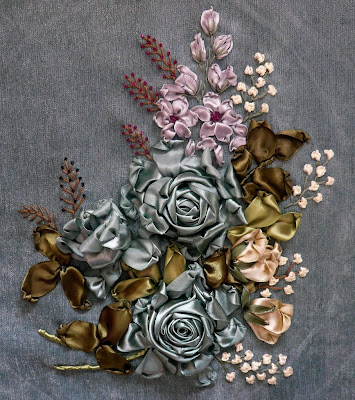 Awesome Embroidery ribbons Seen On www.coolpicturegallery.us