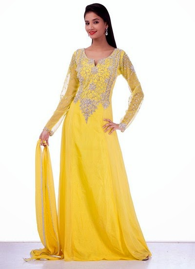 Christmas Special Gown Designs 2015-2016