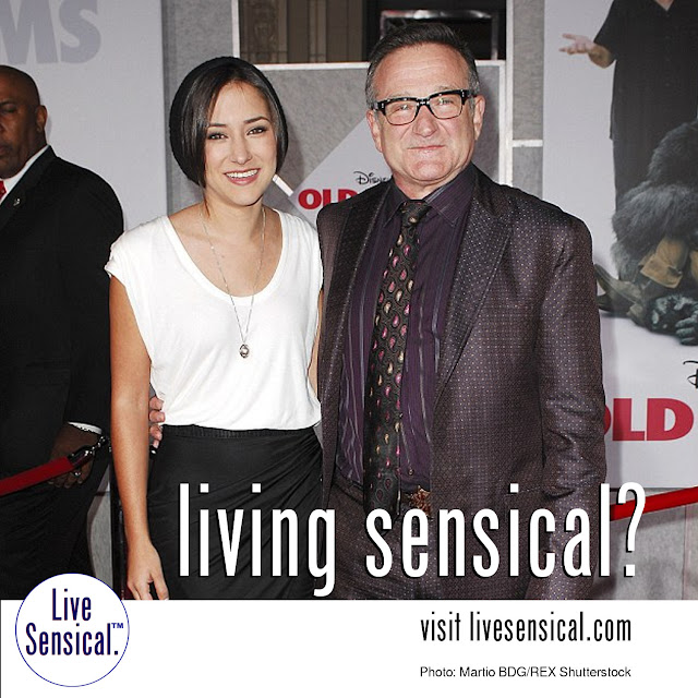 "Zelda Williams - livesensical.com - Taking some time: ""I will be taking a break from social media in the coming weeks. It's a time better served away from the opinions or sentiments of others, and I appreciate your understanding."""