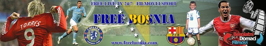 FreeBosnia.com Online TV - 