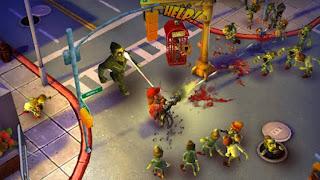 تحميل لعبة قتال الزومبي Zombiewood