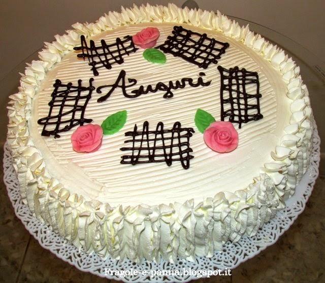 torta buon compleanno alessandra