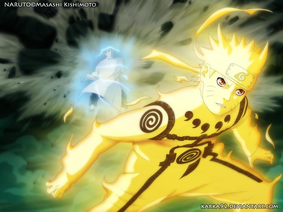 Naruto chap 623 Trang 20 - Mangak.info