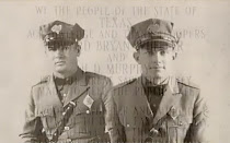 Texas Highway Patrol Officers E.B. Wheeler and H.D. Murphy