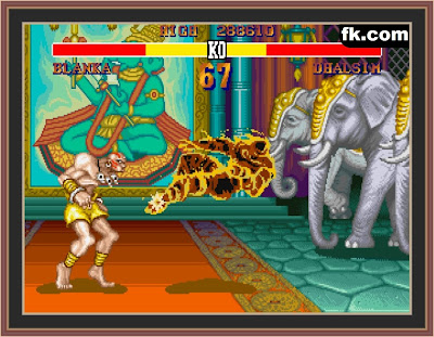 Free Download Street Fighter 2 Screen Shots