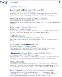 seophonist bei Bing