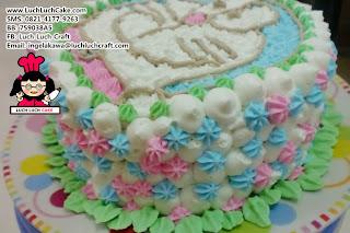kue tart souvenir ulang tahun