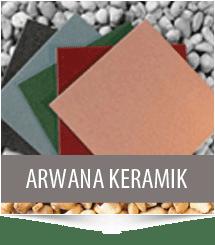 Arwana keramik telah memperoleh pengakuan dari segi kualitas dengan