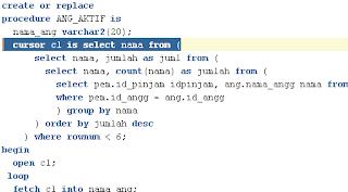 Kode Basis Data