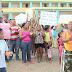 ORGANIZACIONES DE LA COMUNIDAD DEL POCITO MARCHA EN RECLAMO TERMINACIÓN DE LA ESCUELA