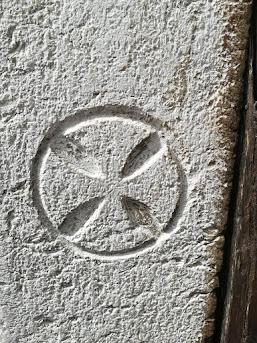 Croce Templare a Cusano Mutri