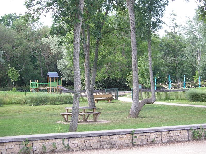 Pique-nique Blois - Parc des Mées