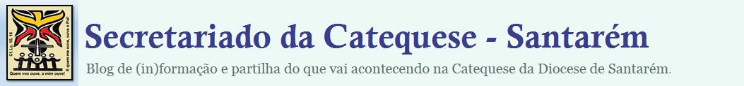 Secretariado da Catequese - Santarém