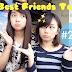 """Download Video #K3poinOshi 23. """"Best Friend Tag"""" (part 2)"""