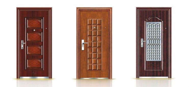 Puertas de seguridad chinas son realmente puertas de for Puertas seguridad