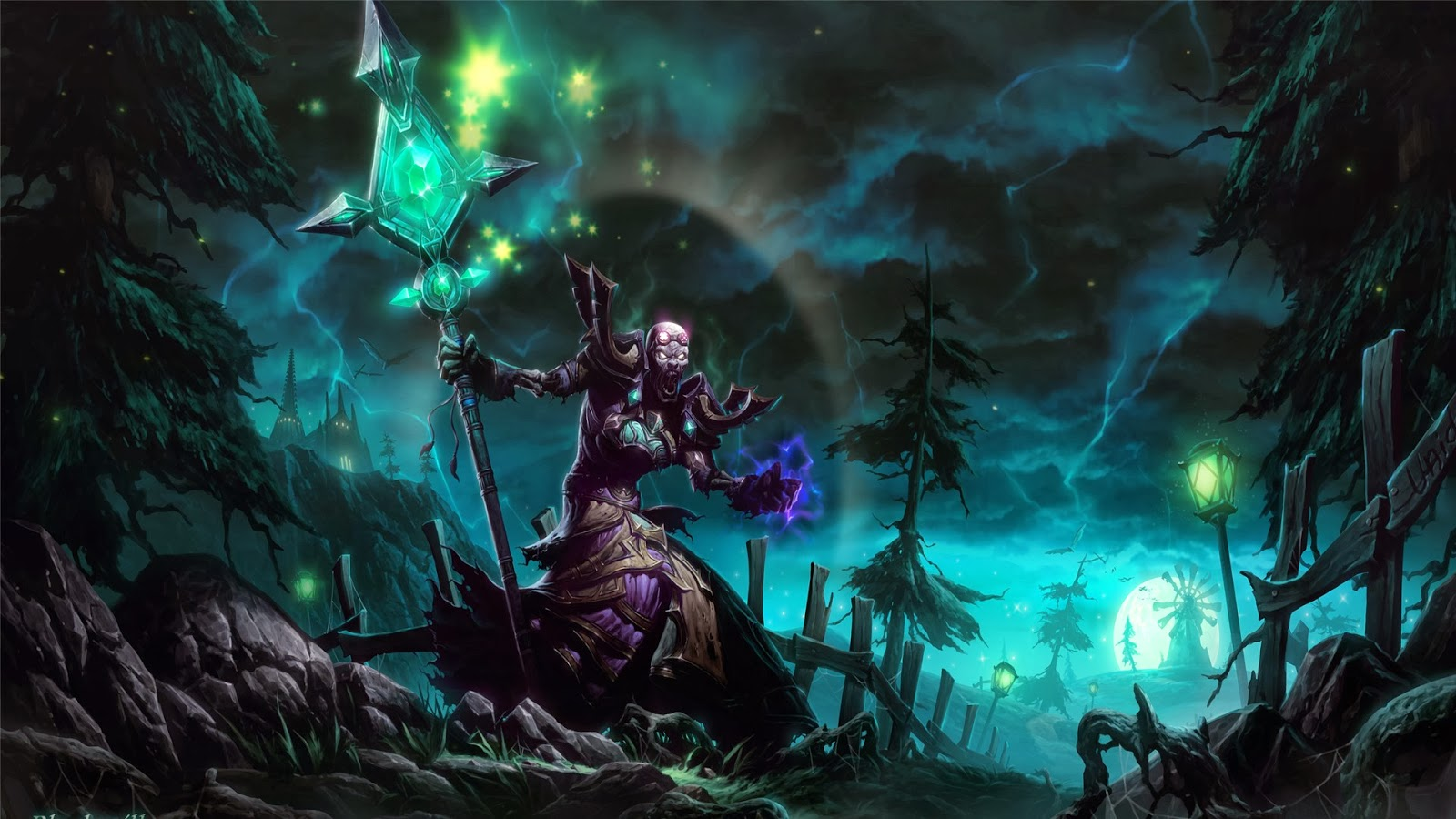 Wow blood elf or undead priest xxx picture