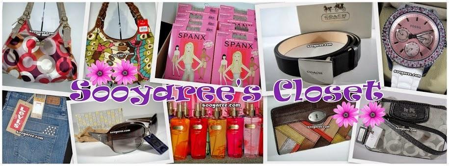 Sooyaree's Closet