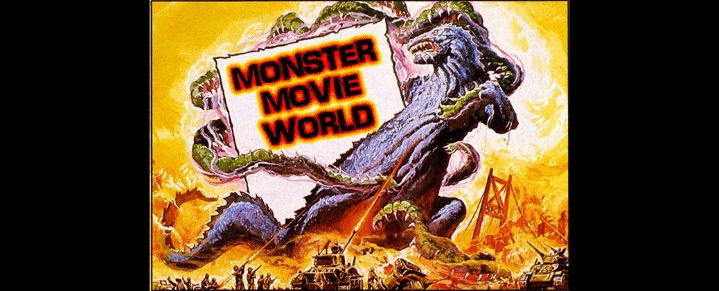 war of the worlds alien 1953. MONSTER MOVIE WORLD
