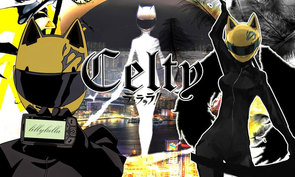 Celty - Drrr!!