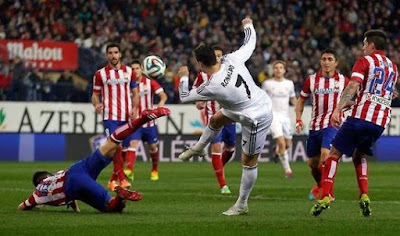 Preview Jelang Laga Derby Atletico Madrid vs Real Madrid, Senin Dini Hari 5 Okt 2015