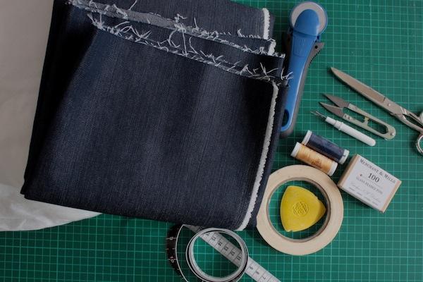 fabric manipulation · almohadón · 01 materiales · Ro Guaraz