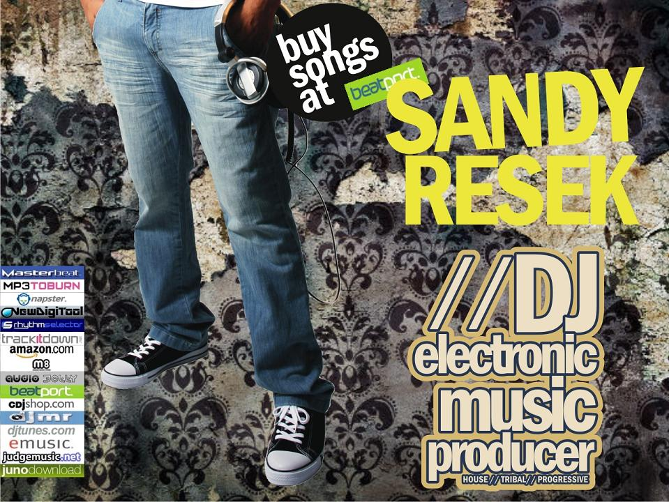DJ SANDY RESEK